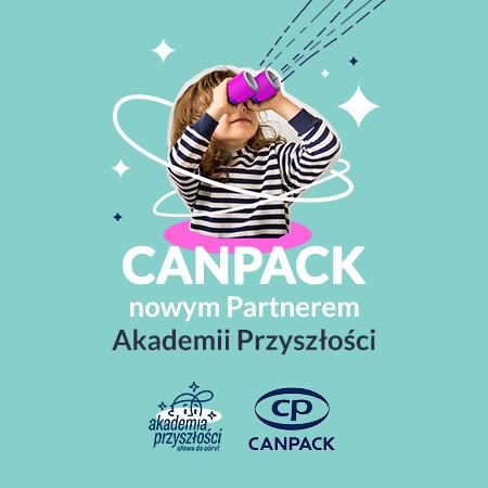 Partnerstwo Akademii Przyszłości i Canpack